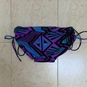 Bikini Bottom/ Hot Yoga short size Small